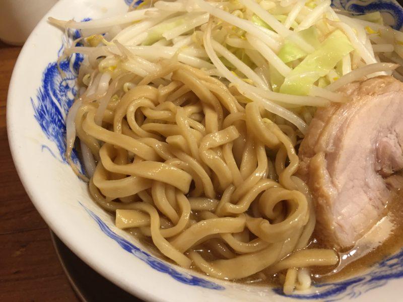 ジャンクガレッジの平太麺