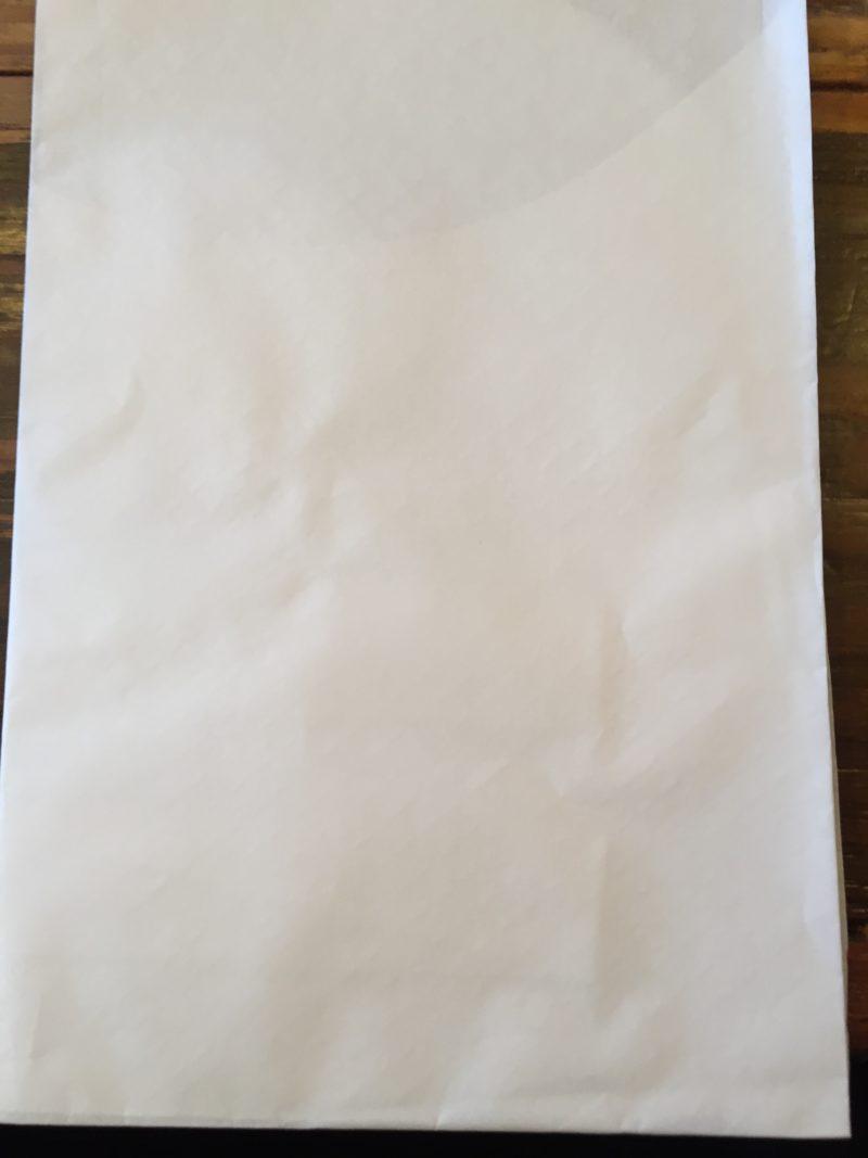 大塚屋の紙エプロン